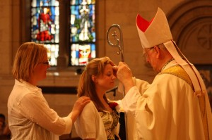 Confirmation, 2009